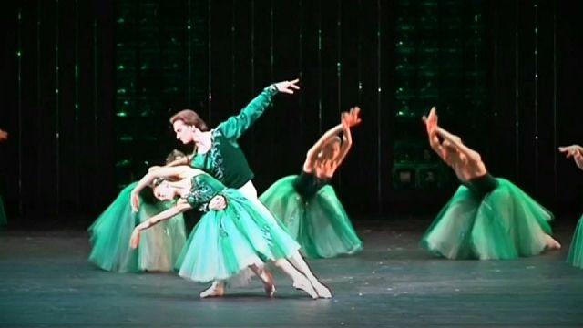 """""""Joyas"""", la obra maestra de George Balanchine, brilla en Nueva York"""