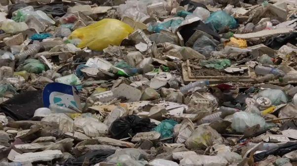 Plástico invade planeta