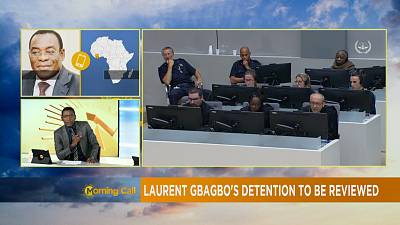 Laurent Gbagbo's detention to be reviewed [The Morning Call]
