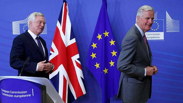 Britain and EU still at odds over citizens' rights