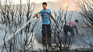 Politikai konfliktushoz vezetett a tűz Horvátországban