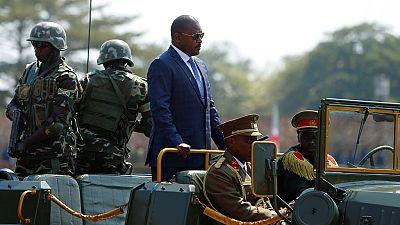 Nkurunziza travels outside Burundi for first time in two years