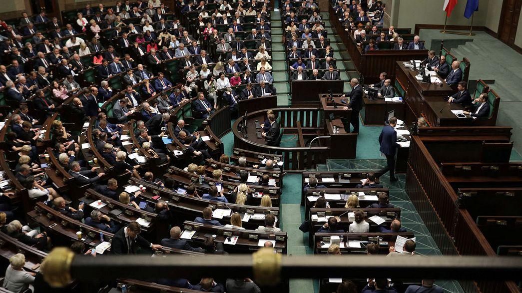 Polonia: sì della camera bassa alla riforma della Corte Suprema
