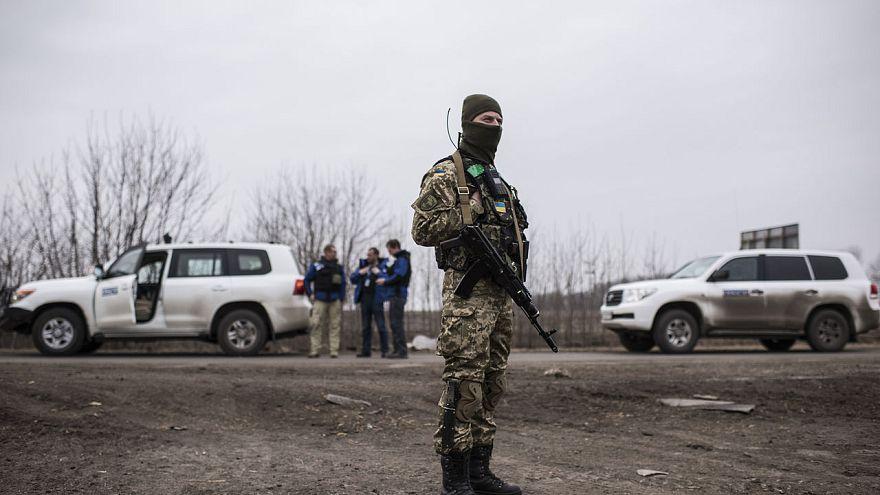 Krieg in der Ukraine: Neun Soldaten getötet
