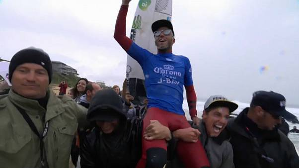Surf: Final lusófona na África do Sul