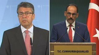 Alemanha sanciona Turquia após detenção de ativistas