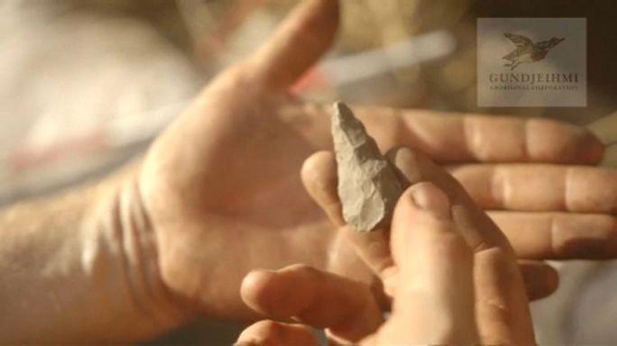 Történelmi felfedezés Ausztráliában
