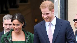 Harry and Meghan have moved to Windsor
