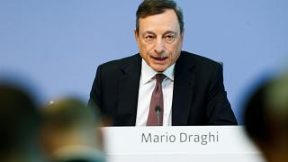 ECB leaves refinancing rate unchanged