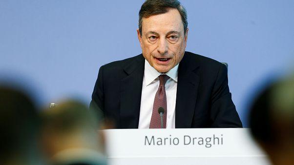 ECB leaves refinancing rate unchanged