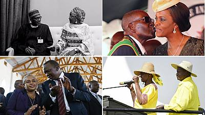 The African First Lady: Powerful yet unelected politicians [1]