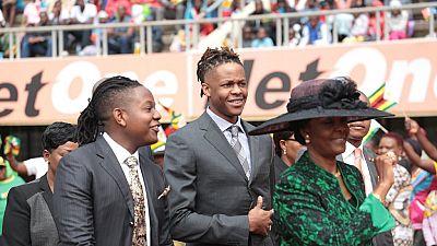 Afrique du Sud : les fils de Mugabe expulsés de leur appartement