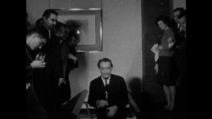 La dépouille de Dali exhumée pour des tests ADN