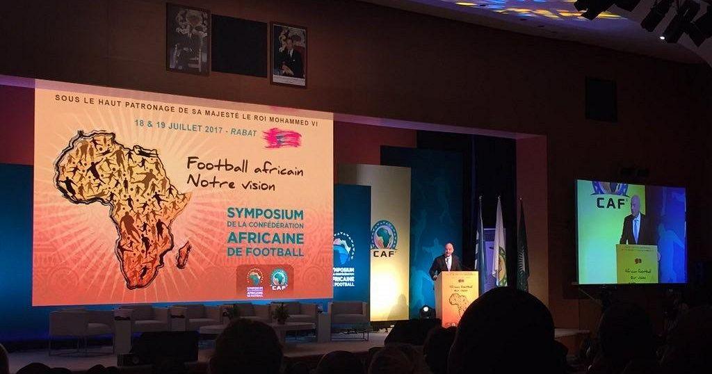 La coupe d 39 afrique des nations tendue de 16 24 quipes - Regarder la coupe d afrique en direct ...