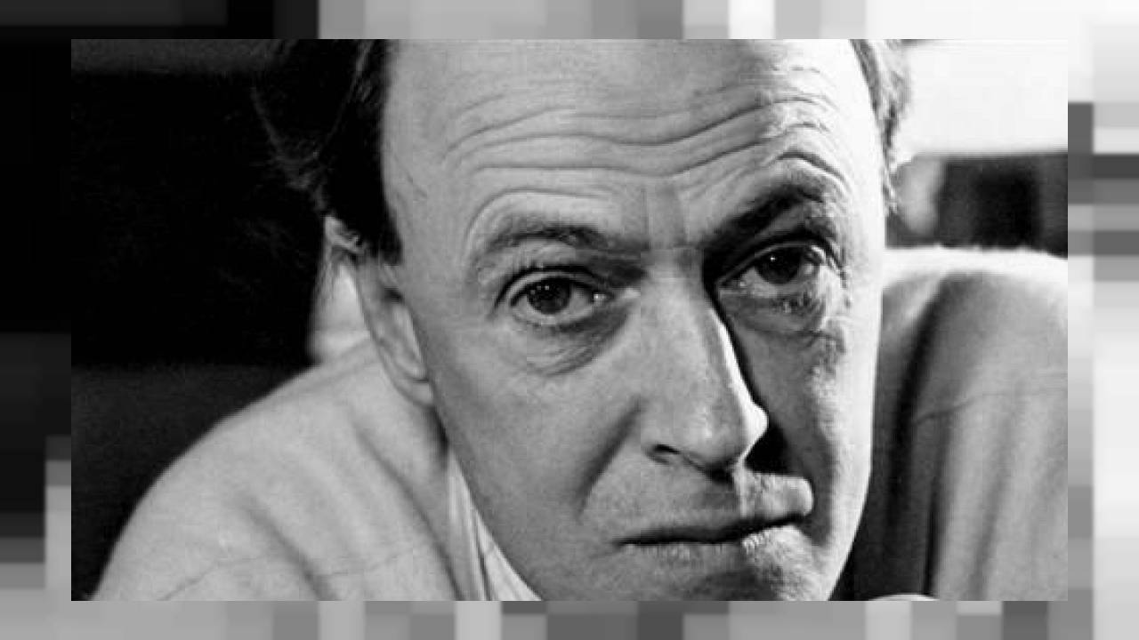 Roald Dahl's daughter died of measles at age 7.