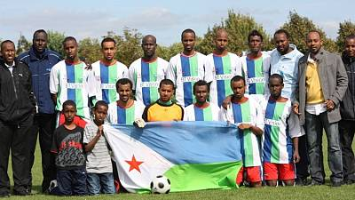 Djibouti : dissolution de l'équipe nationale de football