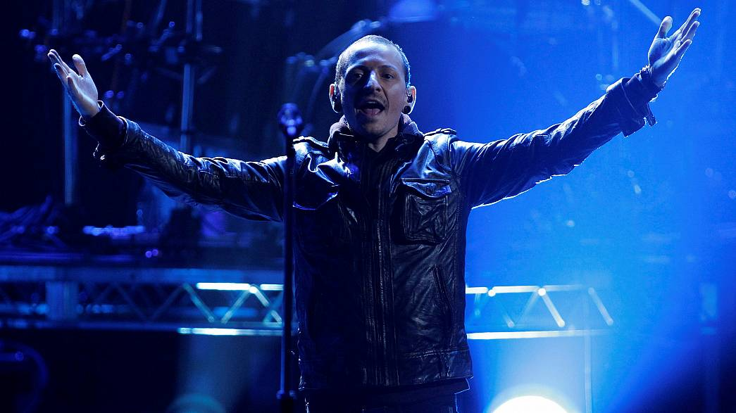 Linkin Park frontman, Chester Bennington, is found dead at his home near Los Angeles