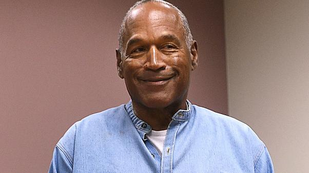 O.J. Simpson granted parole after serving 9 years for armed robbery