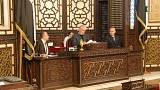 مجلس الشعب السوري يقيل رئيسته ويعين المخرج إسماعيل نجدت أنزور رئيسا بالنيابة