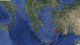 Δύο νεκροί στην Κω από ισχυρό σεισμό 6,4 ρίχτερ-Συνεχής ενημέρωση