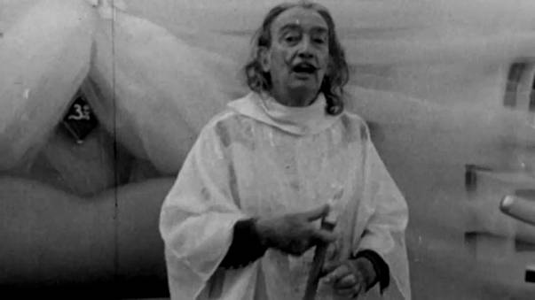 Salvador Dali's body exhumed for DNA tests to settle a paternity claim