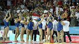 Vizes vb: csoportgyőztes, így negyeddöntős a magyar női vízilabda-válogatott