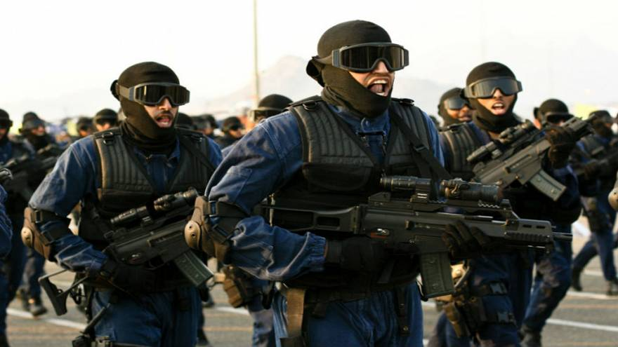 نهاد امنیتی جدید عربستان تحت نظارت مستقیم پادشاه قرار گرفت