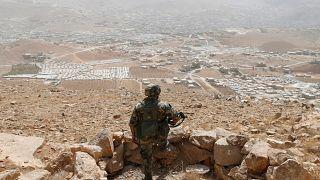 حزب الله يطلق عملية عسكرية في جرود عرسال