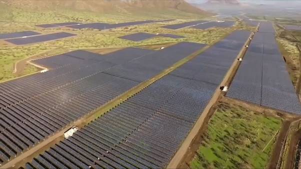 Santiago de Chile: Sonnenenergie für die Hauptstadt