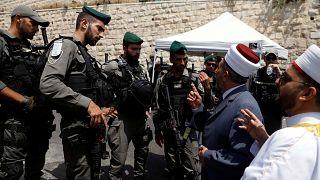 """هبة جماهيرية بالأراضي الفلسطينية خلال """"جمعة االنفير"""""""