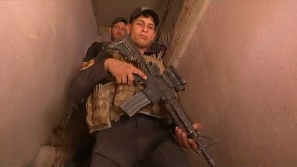 Mossoul quadrillée pour la chasse aux jihadistes