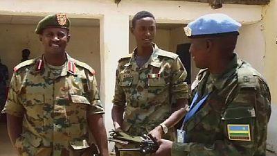 UN justifies withdrawal of troops from Darfur