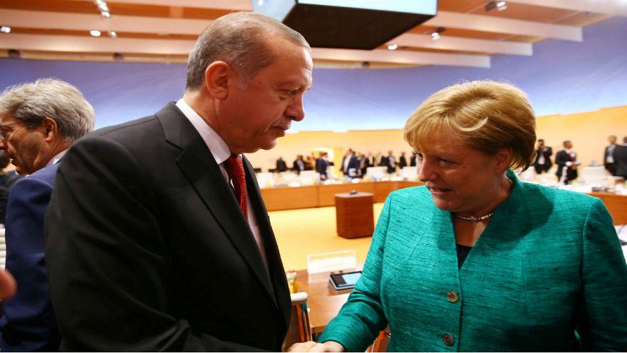 اردوغان: سخنان وزیر خارجه آلمان بی اساس است