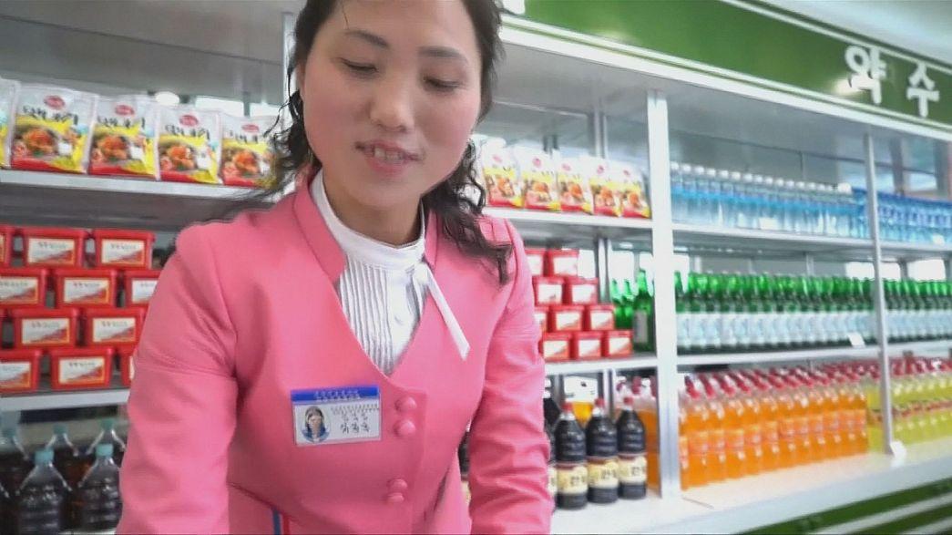 Corée du Nord : son PIB en hausse de 3,9% en 2016