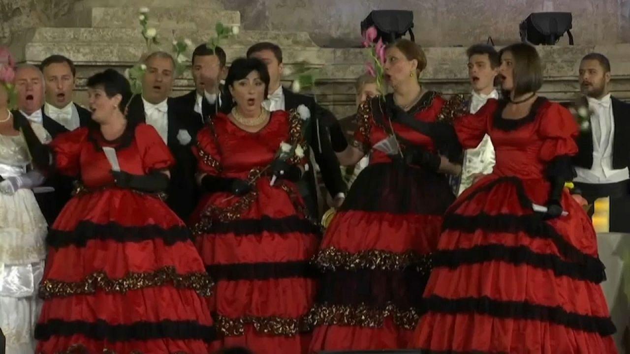 Erstes Opernfestival in der arabischen Welt