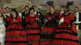 Verdi rings around Amman as opera comes to Jordan