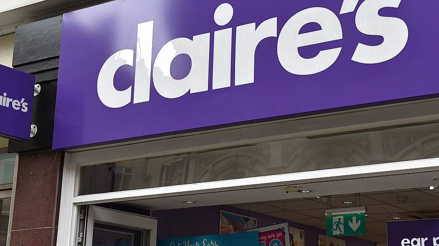 Claire's store