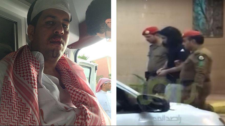 ویدیویی که منجر به بازداشت شاهزاده سعودی شد