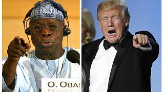 Ex-Nigerian leader Obasanjo mocks Americans for choosing Trump