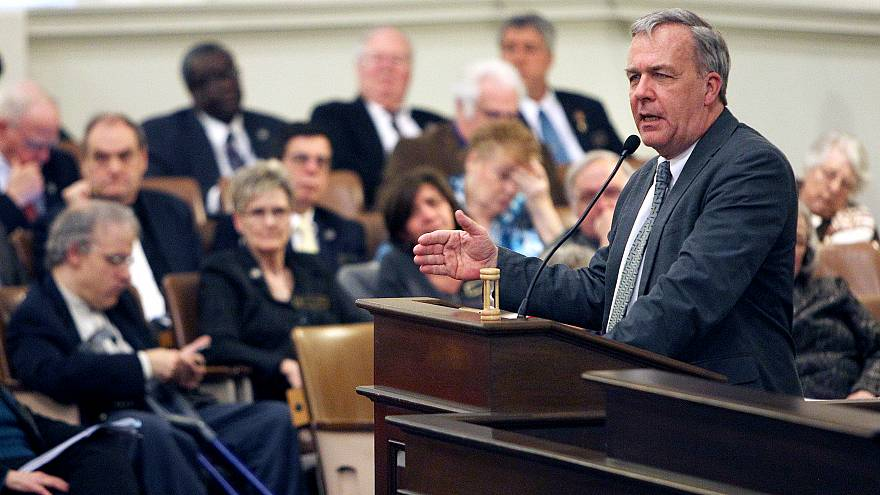 New Hampshire lawmakers vote to repeal death penalty with veto-proof majority