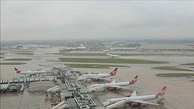 Briten wollen neue Flugverkehrsstrategie