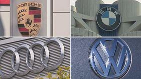 Alegadas práticas anticoncorrenciais no setor automóvel alemão