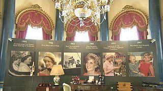معرض لمقتنيات الأميرة ديانا في ذكراها الـ 20
