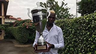 Football - Côte d'Ivoire - Bancé furieux de recevoir son soulier d'or avec... le prix dessus