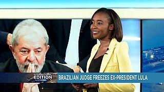 Un chef à la tête de l'armée française, les biens de l'ex-président Lula saisis par la justice [International Edition]