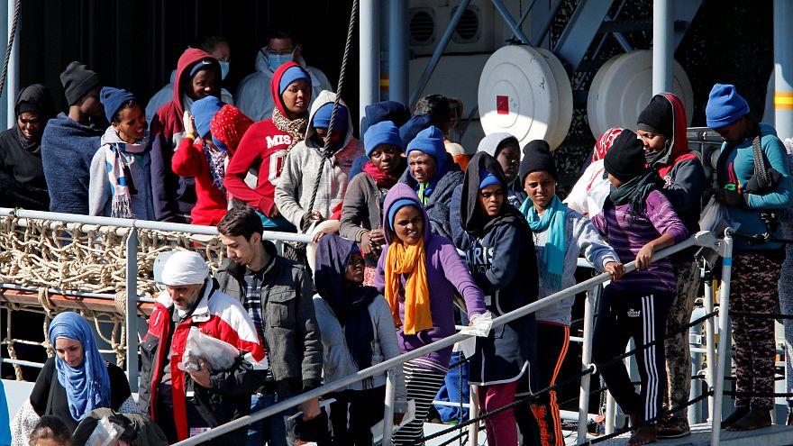 Rechtsextreme chartern Schiff zur Flüchtlingsabwehr