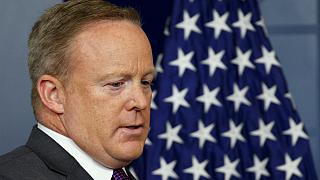 Démission de Sean Spicer, porte-parole de la Maison Blanche