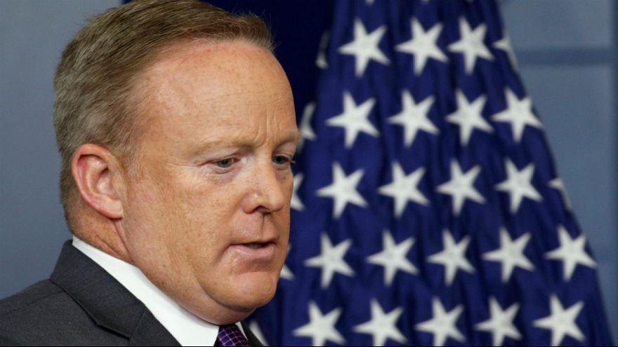 اولین توییت سخنگوی کاخ سفید بعد از استعفا