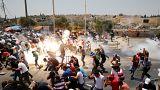 Столкновения в Иерусалиме