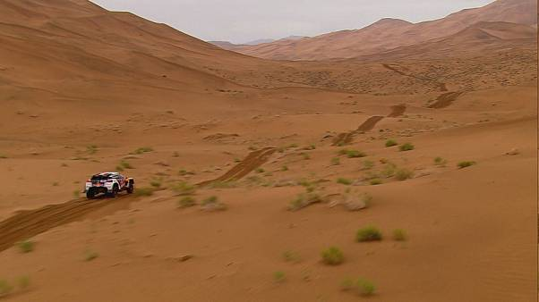 Silk Way Rally: ultima tappa annullata, trionfa Despres